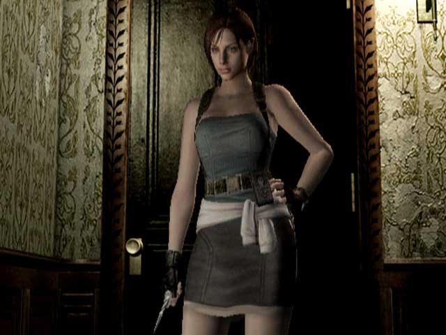 jill valentine resident evil. Resident Evil (2002)